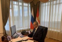 Владислав Шапша - о продлении режима самоизоляции в  Калужской области