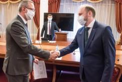 Глава Калужской области Владислав Шапша: Необходимо решать проблему обеспечения мобильной связью жителей малых населенных пунктов